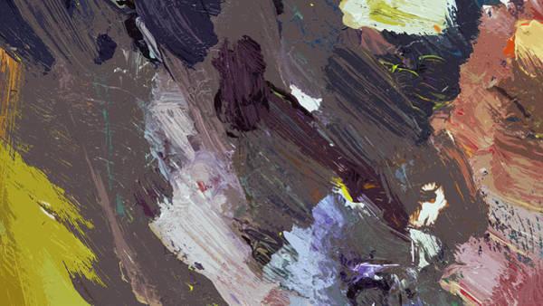 Painting - Desert Rhythm by David Lloyd Glover