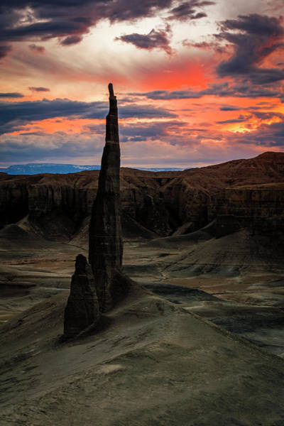 Wall Art - Photograph - Desert Spire by Johnny Adolphson