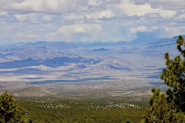 Photograph - Desert View by Sagittarius Viking