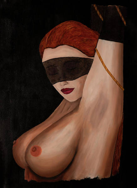Painting - Desire by Jim Lesher