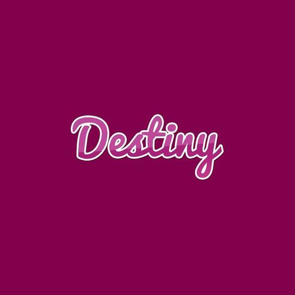 Destiny Digital Art - Destiny #destiny by TintoDesigns