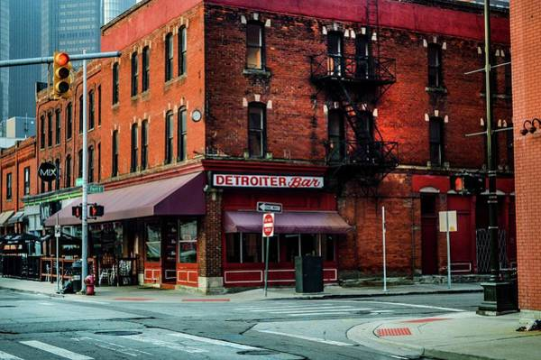 Photograph - Detroiter Bar Dsc_0686 by Michael Thomas