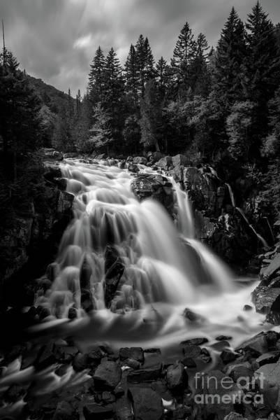 Wall Art - Photograph - Devil Falls by Paul Quinn
