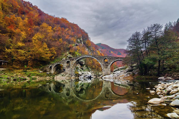 Wall Art - Photograph - Devils Bridge by Evgeni Dinev Photography