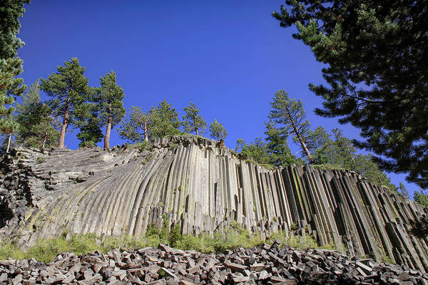 Wall Art - Photograph - Devils Postpile by Donna Kennedy