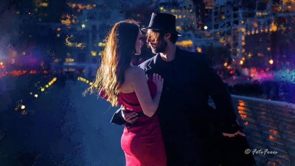 Photograph - Devils' Tango by Alexander Fedin