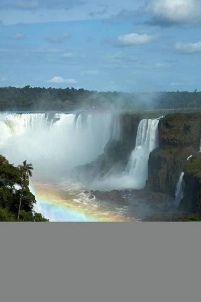 Wall Art - Photograph - Devils Throat, Iguazu Falls, Brazil by David Wall