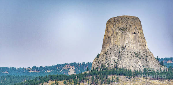 Photograph - Devils Tower by Dheeraj Mutha