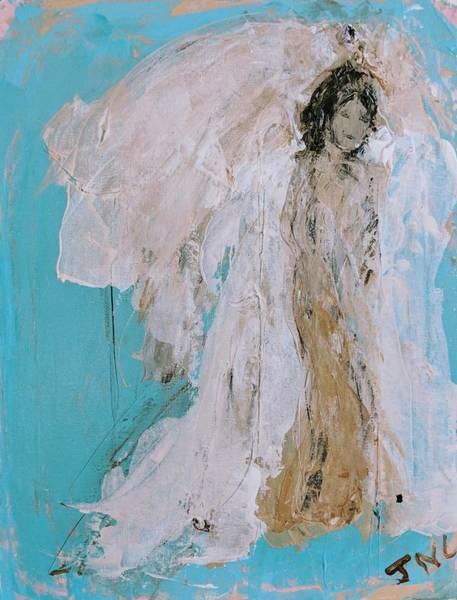 Painting - Devine Angel by Jennifer Nease