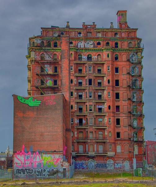Wall Art - Photograph - Devine Lorraine - In Ruin by Bill Cannon