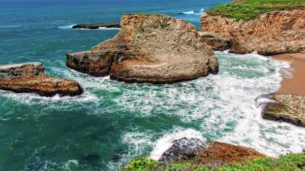 Photograph - Devon Cliffs by Eric Wiles