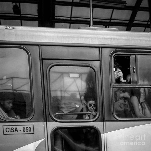 Cosplay Photograph -  Dia De Muertos by Chad Adams