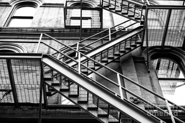Photograph - Diagonal In Vancouver by John Rizzuto