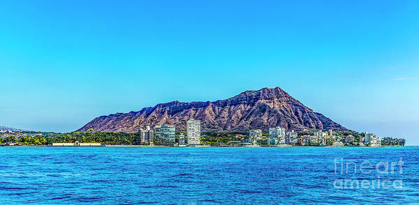 Wall Art - Photograph - Diamond Head by Jon Burch Photography