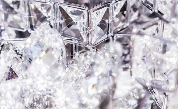 Diamond Shine V Art Print