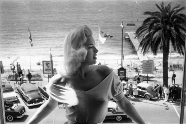 Sex Symbol Photograph - Diana Dors by John Chillingworth