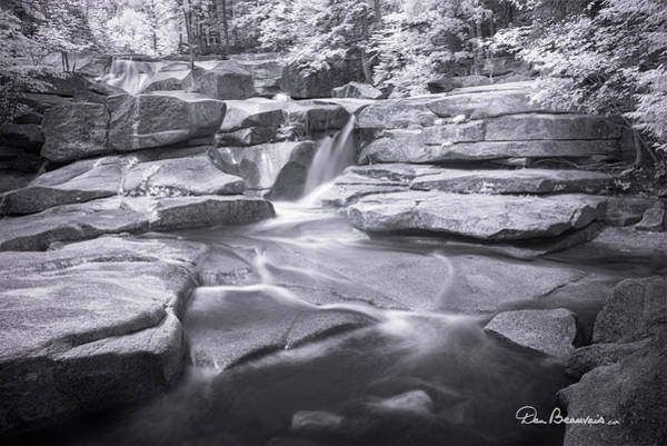Photograph - Diana's Bath 7501 by Dan Beauvais