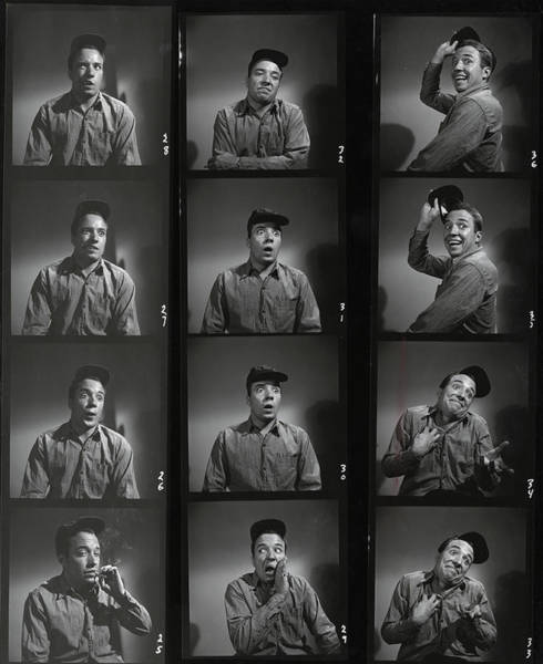 Pulling Photograph - Dick Wesson Portraits by Archive Photos