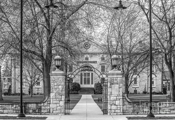 Photograph - Dickinson College Old West by University Icons