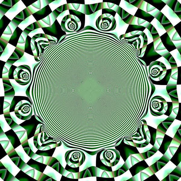 Digital Art - Diffraging by Andrew Kotlinski