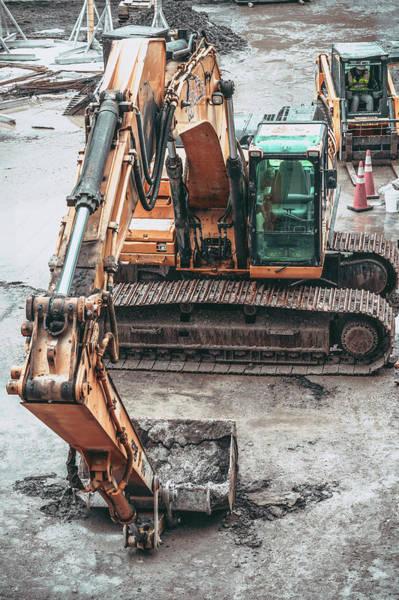 Photograph - Digging by Nisah Cheatham