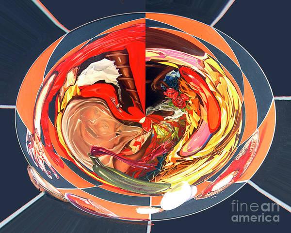 Digital Art - Digital L'addition S'il Vous Plait by James Lavott