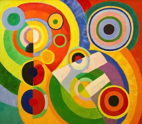 Rhythm Painting - Digital Remastered Edition - Rhythm, Joy Of Living by Robert Delaunay