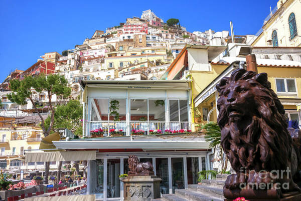 Wall Art - Photograph - Dimensions In Positano by John Rizzuto