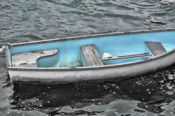 Photograph - Dinghy by JAMART Photography