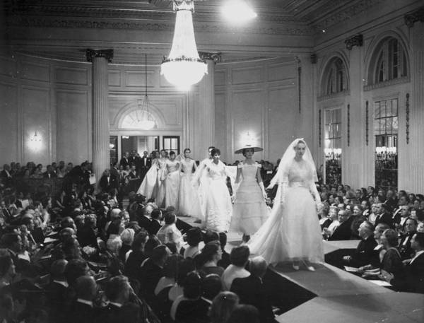 Photograph - Dior Show by Thurston Hopkins