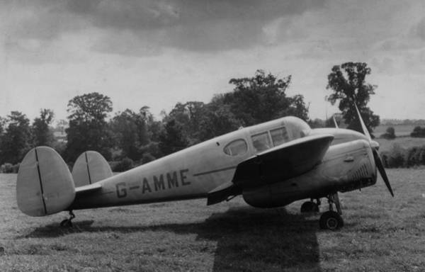 Photograph - Directors Plane by Charles Hewitt