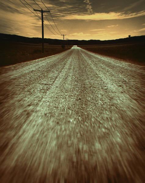 Wall Art - Photograph - Dirt Road by Kenneth Krolikowski