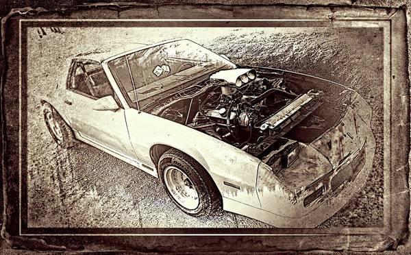 Photograph - Dirty Rotten by Wesley Nesbitt
