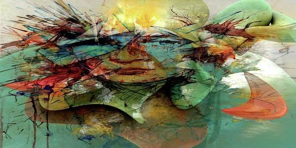 Wall Art - Digital Art - Disarray by Louis Ferreira