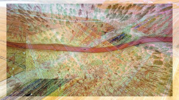 Digital Art - Disaster by Payet Emmanuel