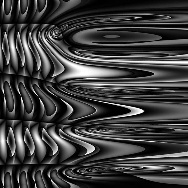Serendipity Digital Art - Disreproof by Andrew Kotlinski