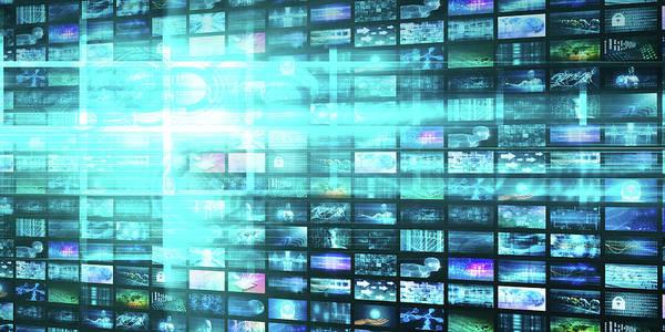 New Trend Digital Art - Disruptive Technologies by Ken Toh