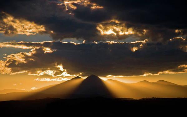 Photograph - Divine Longs Peak by Chance Kafka