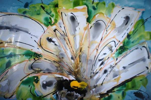 Wall Art - Painting - Divineblooms22197 by Baljit Chadha