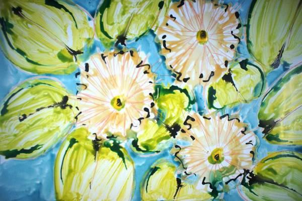 Wall Art - Painting - Divineblooms22200 by Baljit Chadha