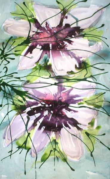 Wall Art - Painting - Divineflowers22179 by Baljit Chadha