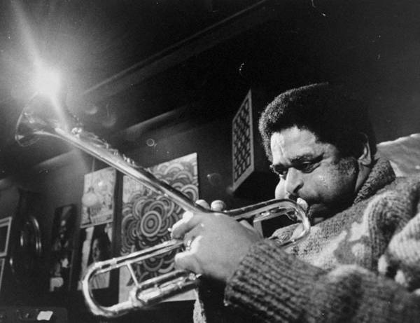 Village Vanguard Photograph - Dizzy Gillespie, Jazz Musician, At The by New York Daily News Archive