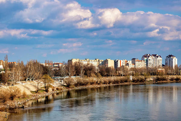 Wall Art - Photograph -  Dniester River  by Fabrizio Troiani