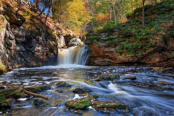 Photograph - Doane's Falls by Kristen Wilkinson