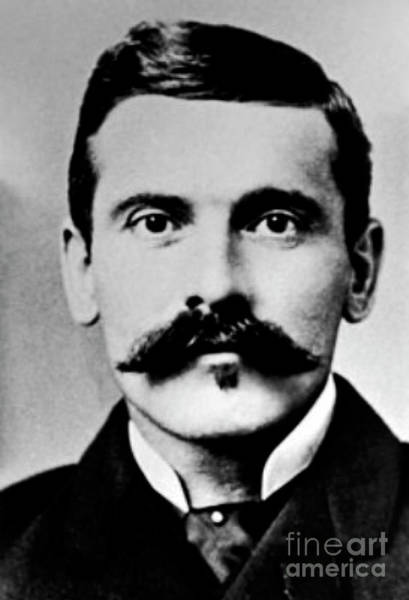 Photograph - Doc Holliday - Gunfight At The O.k. Corral by Doc Braham
