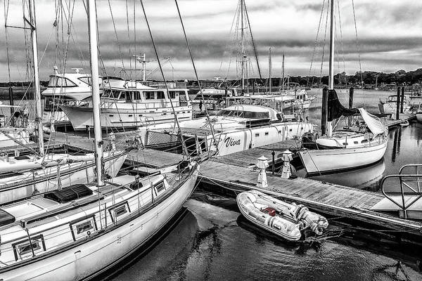 Photograph - Docked Up by Scott Hansen