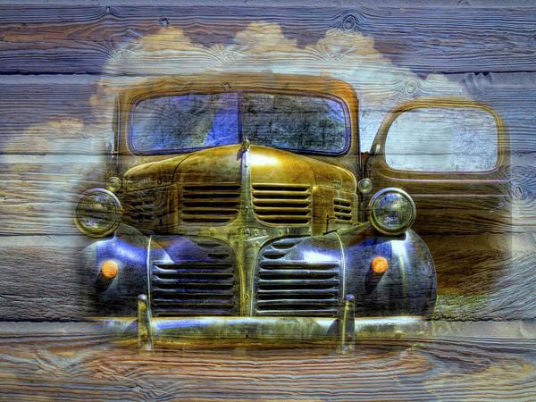 Wall Art - Photograph - Dodge by Debra and Dave Vanderlaan