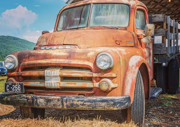 Photograph - Dodge Farm Truck by Keith Smith