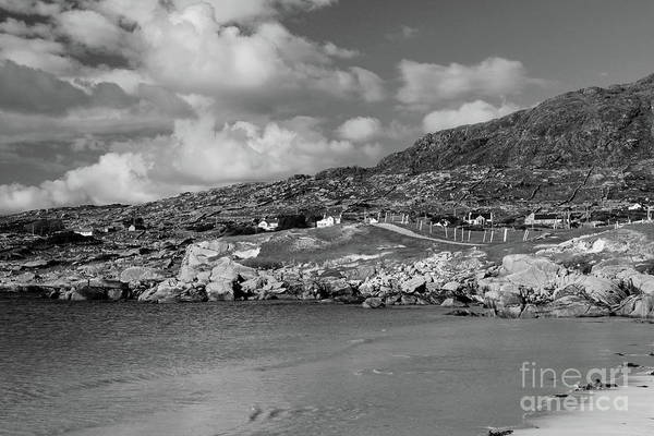 Photograph - Dog's Bay Roundstone by Peter Skelton