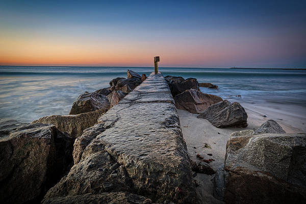 Wall Art - Photograph - Doheny Pier by Lonnie Christopher